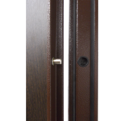Стальная дверь ДС 3 двухстворчатая