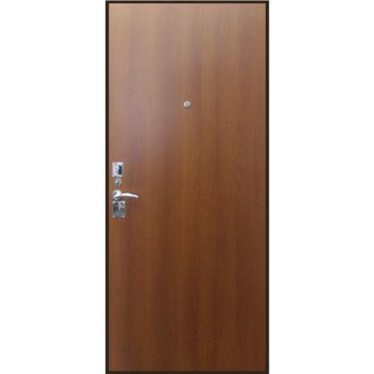Стальная дверь усиленная ДС 3У с наружной панелью
