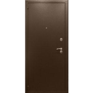 Стальная дверь ДС 9 максимальная тепло- и шумоизоляция