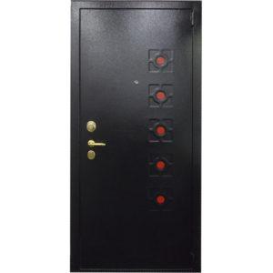 Стальная дверь усиленная ДС 3У 135.19