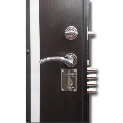 """Стальная дверь ДС 3 """"Маска"""""""