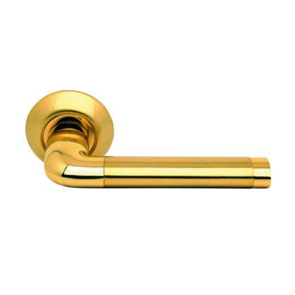 Ручка для входной двери Омега 26 хром