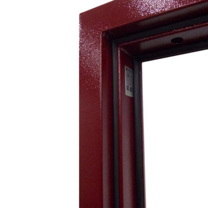 Дверная коробка ДС 4 два контура уплотнителя