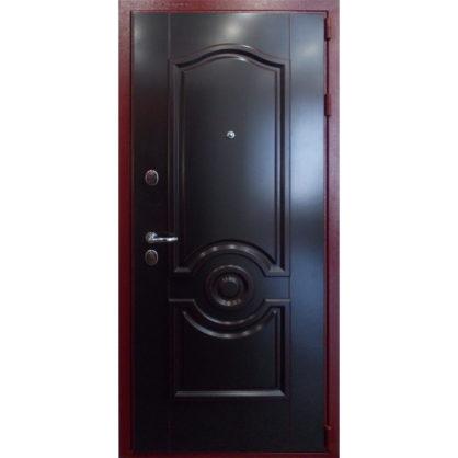 Стальная дверь ДС 4 с отделкой Женева