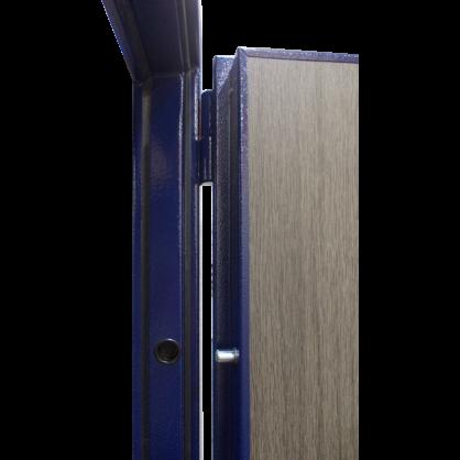 Противосъёмный штырь на двери ДС2