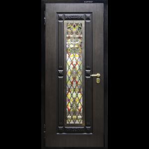 """Входная дверь Гардиан-отделка """"Византия"""""""