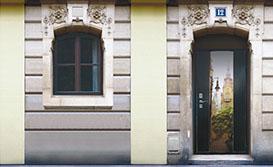 Как выбрать уличную дверь?