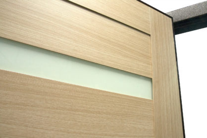 Декоративная панель 16 ЭКО верхний угол