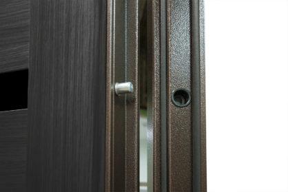 Противосъёмный штырь на двери ДС 2 16 ЭКО